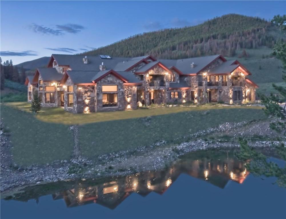 Single Family Homes for Sale at 2345 Tiger Road Breckenridge, Colorado 80424 United States