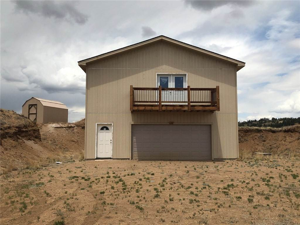 Single Family Homes for Sale at 1332 Frees Loop Hartsel, Colorado 80449 United States