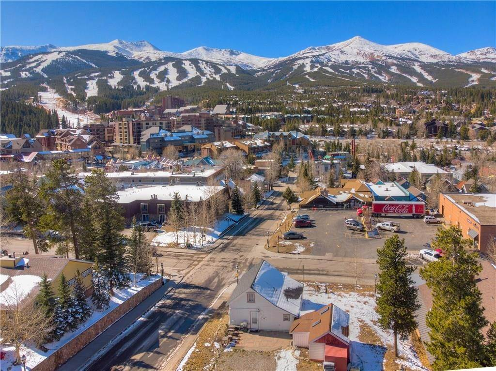 Single Family Homes for Sale at 314 S Ridge Street Breckenridge, Colorado 80424 United States