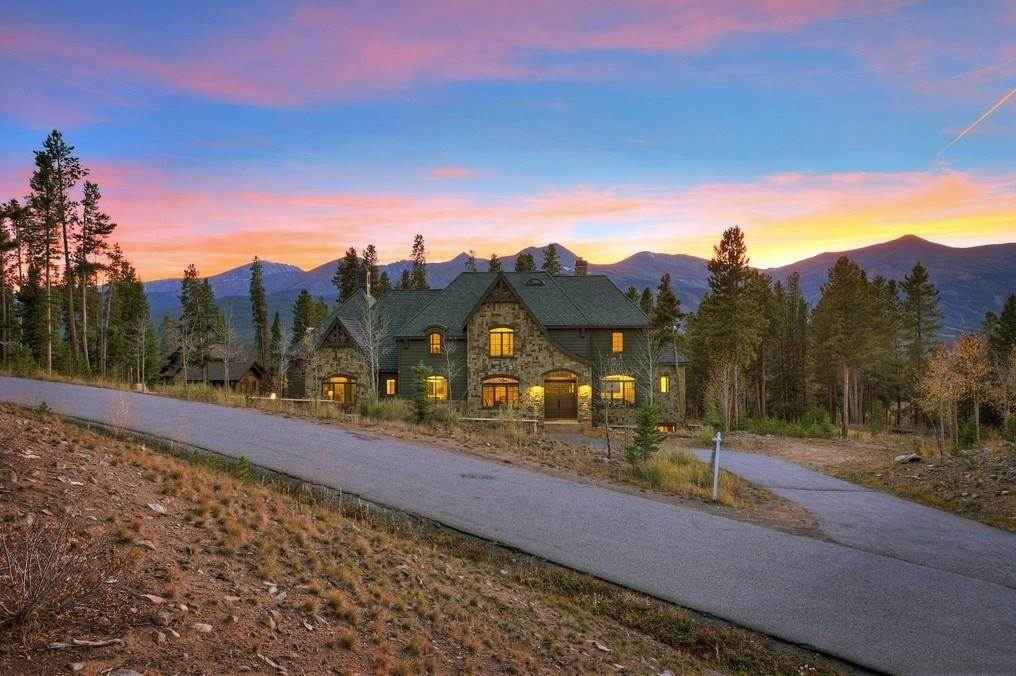 Single Family Homes for Sale at 38 Grey Jay Lane Breckenridge, Colorado 80424 United States