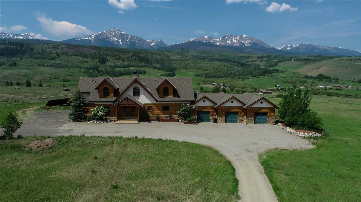 Single Family Homes for Sale at 918 Lindstrom Road Silverthorne, Colorado 80498 United States