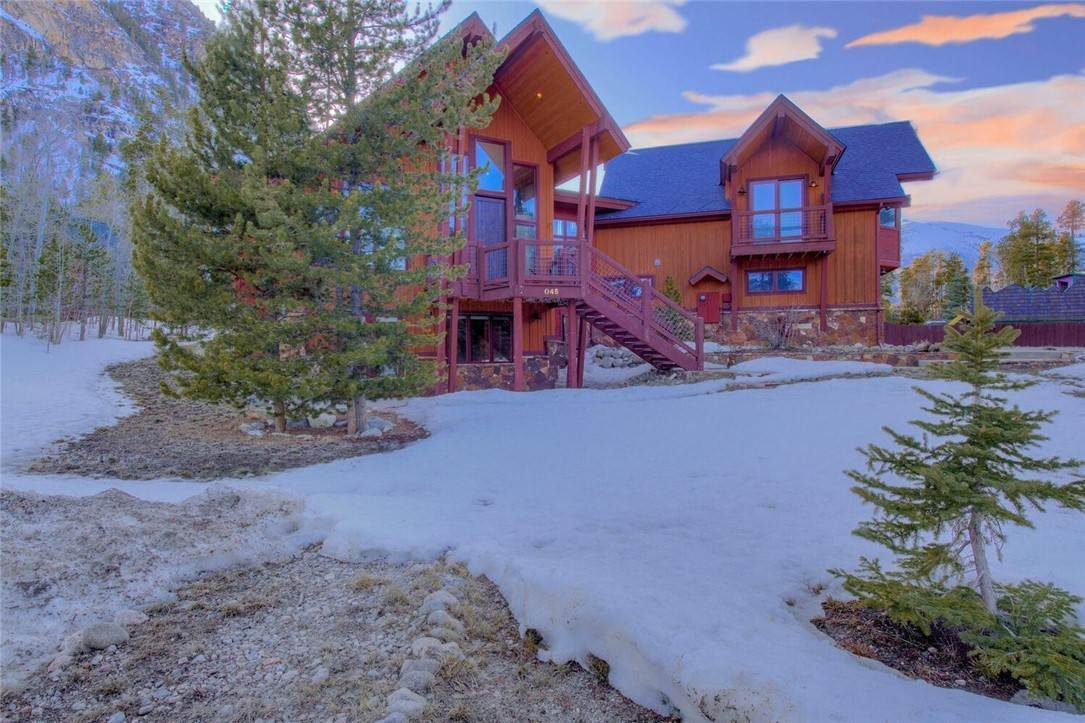 Single Family Homes for Sale at 45 Juniper Drive Frisco, Colorado 80443 United States