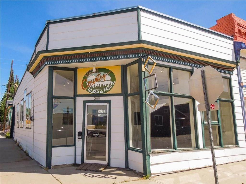 Commercial for Sale at 200 E 6th Street Leadville, Colorado 80461 United States
