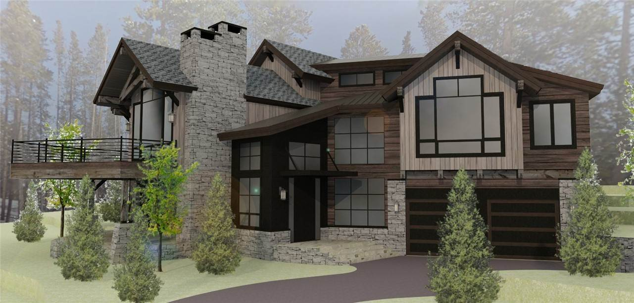 Single Family Homes for Sale at 56 Brooks Snider Road Breckenridge, Colorado 80424 United States
