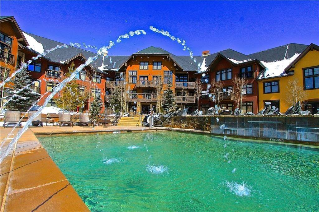 Single Family Homes por un Venta en 172 Beeler Place Copper Mountain, Colorado 80443 Estados Unidos