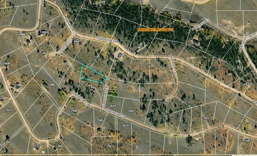 8. Land for Sale at 75 Warrior Way Como, Colorado 80432 United States