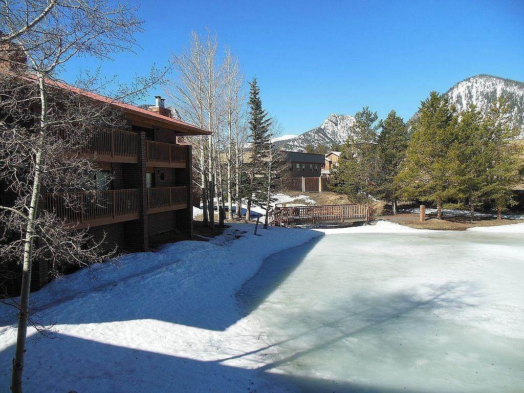 townhouses for Sale at 734 Lagoon Drive Frisco, Colorado 80443 United States