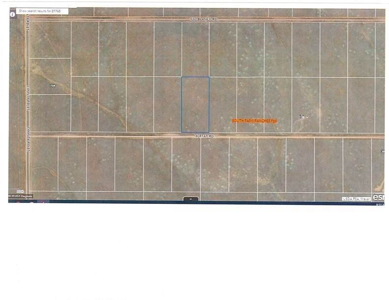 11. Land for Sale at 3375 Moffat Road Hartsel, Colorado 80449 United States