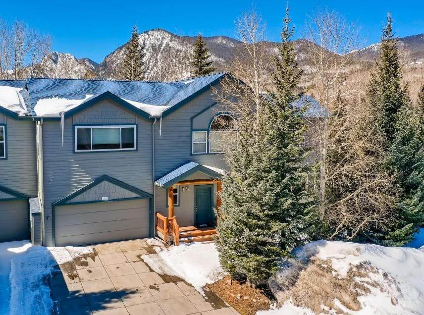 Duplex Homes for Sale at 928-A Lakepoint Circle Frisco, Colorado 80443 United States