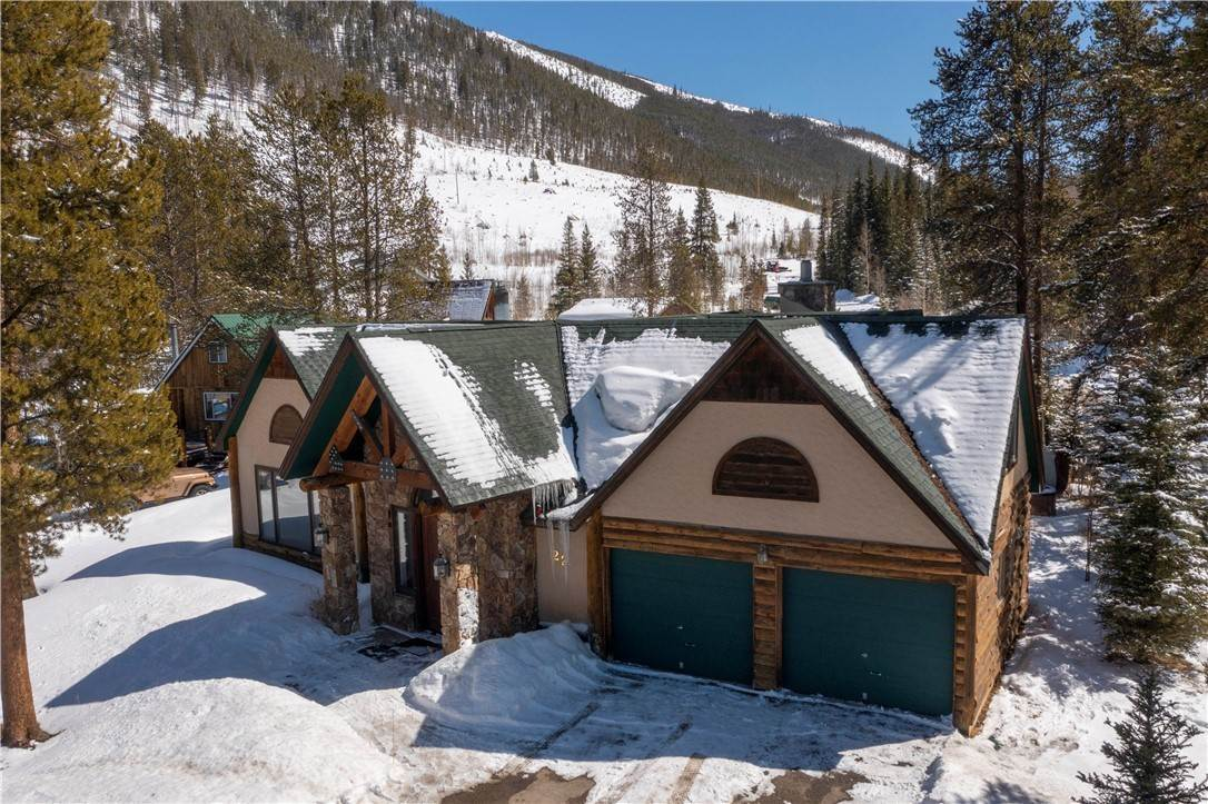 Single Family Homes for Sale at 22 Keystone Gulch Road Keystone, Colorado 80435 United States
