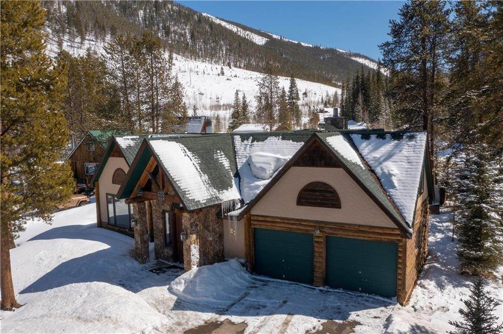 Single Family Homes por un Venta en 22 Keystone Gulch Road Keystone, Colorado 80435 Estados Unidos