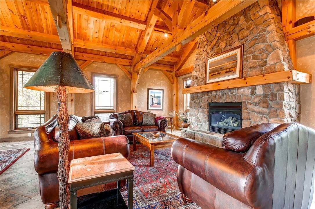 Single Family Homes for Sale at 202 Marksberry Way Breckenridge, Colorado 80424 United States