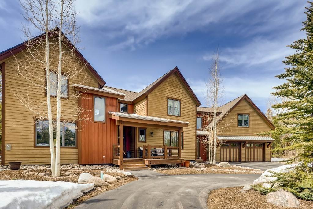 Single Family Homes for Sale at 223 County Road 1041 Frisco, Colorado 80443 United States