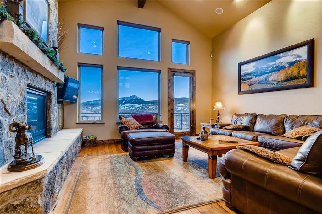 Single Family Homes for Sale at 900 Bald Eagle Road Silverthorne, Colorado 80498 United States
