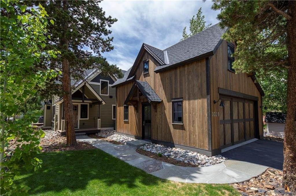 Duplex Homes for Sale at 302b S Harris Street Breckenridge, Colorado 80424 United States
