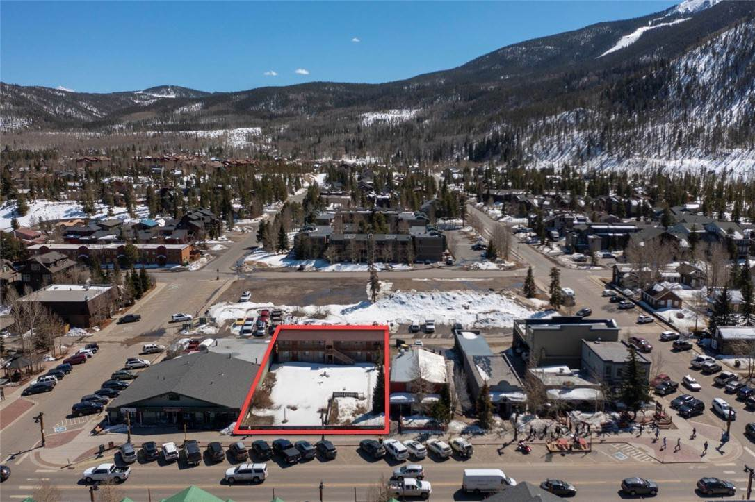 Land for Sale at 214 E Main Street Frisco, Colorado 80443 United States