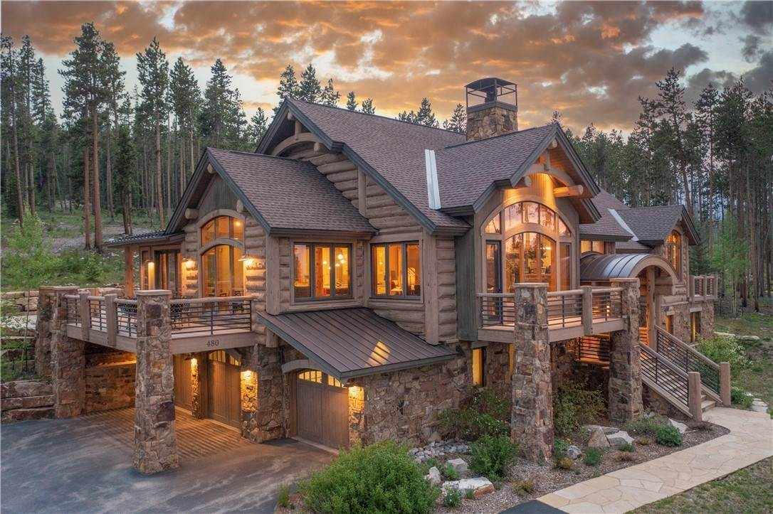 Single Family Homes for Sale at 480 Golden Age Drive Breckenridge, Colorado 80424 United States