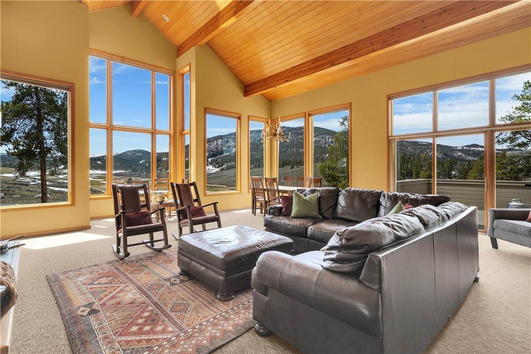 Single Family Homes for Sale at 203 Gentian Road Keystone, Colorado 80435 United States