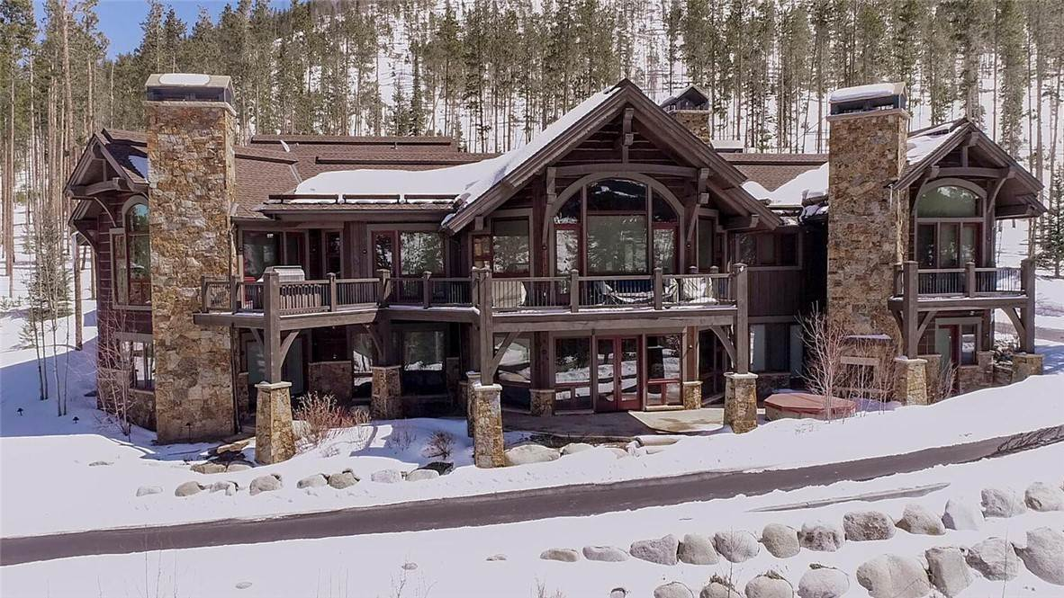 Single Family Homes for Sale at 398 Highlands Drive Breckenridge, Colorado 80424 United States