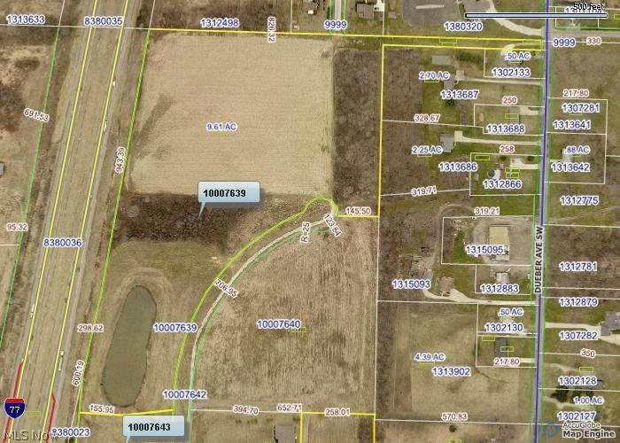 Land for Sale at V/L Greentree Avenue SW Canton, Ohio 44706 United States