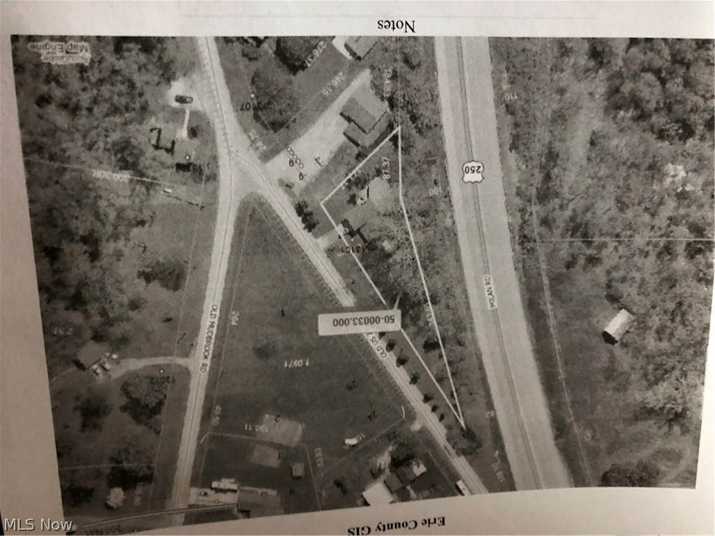 Commercial for Sale at Old State Route 250 Highway Milan, Ohio 44846 United States