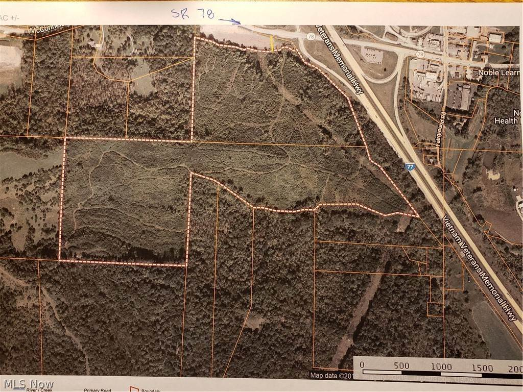Land for Sale at McConnelsville Road Caldwell, Ohio 43724 United States