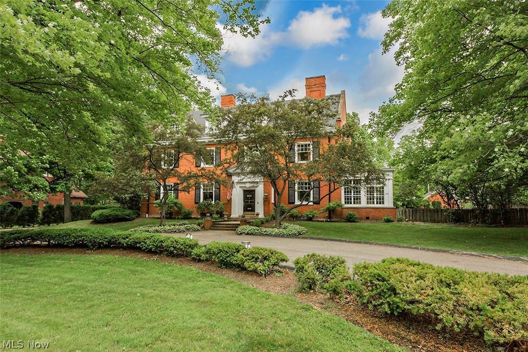 Residential for Sale at 1835 N Park Boulevard Cleveland Heights, Ohio 44106 United States