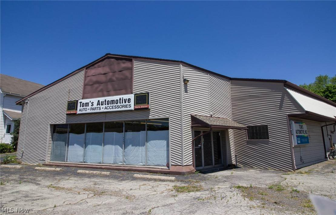 Commercial for Sale at 935 N State Street Girard, Ohio 44420 United States