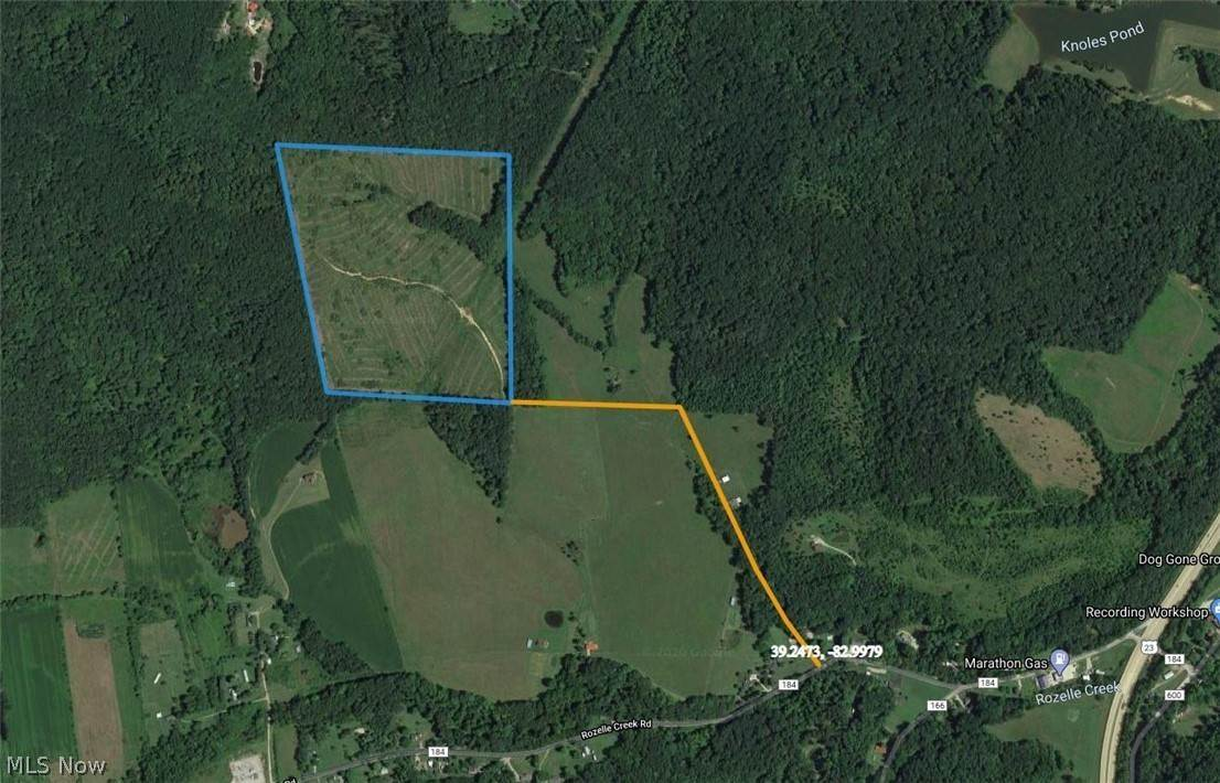 Land for Sale at Rozelle Chillicothe, Ohio 45601 United States