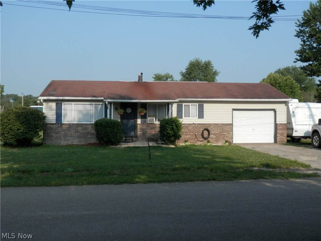 Residential for Sale at 107 Carrollton Street Jewett, Ohio 43986 United States
