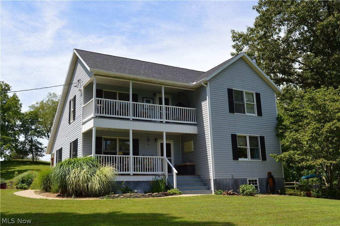 Residential for Sale at 240 Conaway Run Road Alma, West Virginia 26002 United States