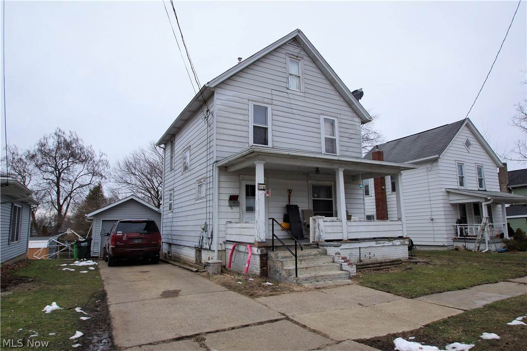 Residential for Sale at 417 W Paradise Street Orrville, Ohio 44667 United States