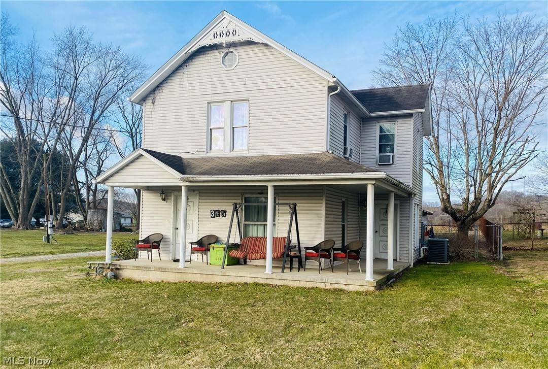 Residential for Sale at 345 Greene Street Newport, Ohio 45768 United States