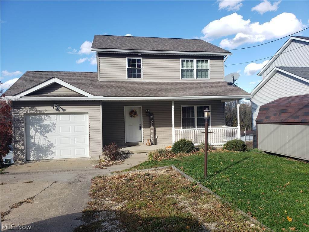 Residential for Sale at 203 Railroad Street Barnesville, Ohio 43713 United States