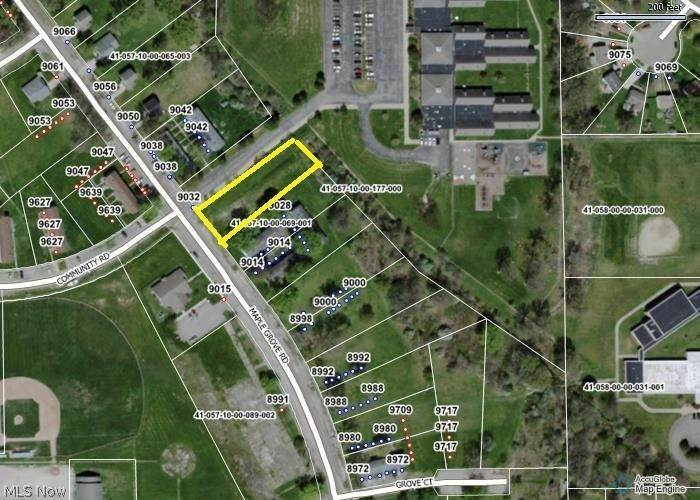 Land at 9028 Maple Grove Road Windham, Ohio 44288 United States