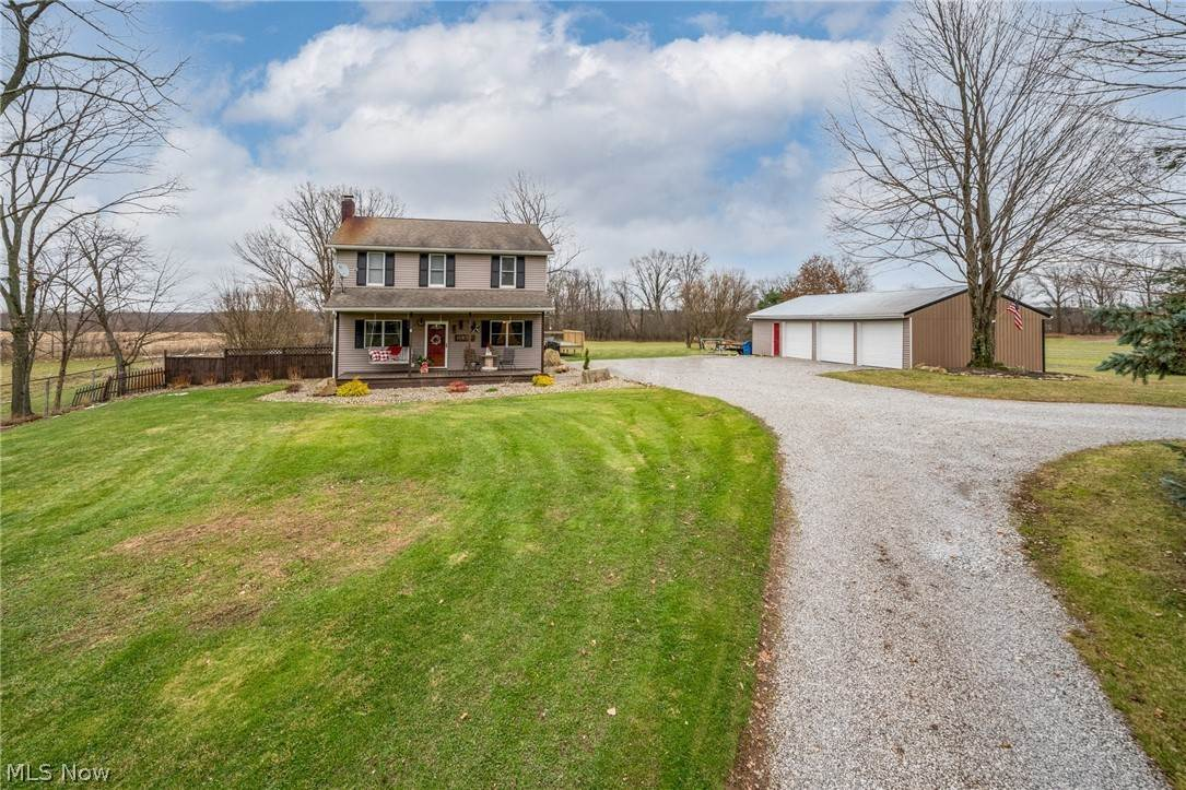 Residential for Sale at 11837 S Pricetown Road Beloit, Ohio 44609 United States
