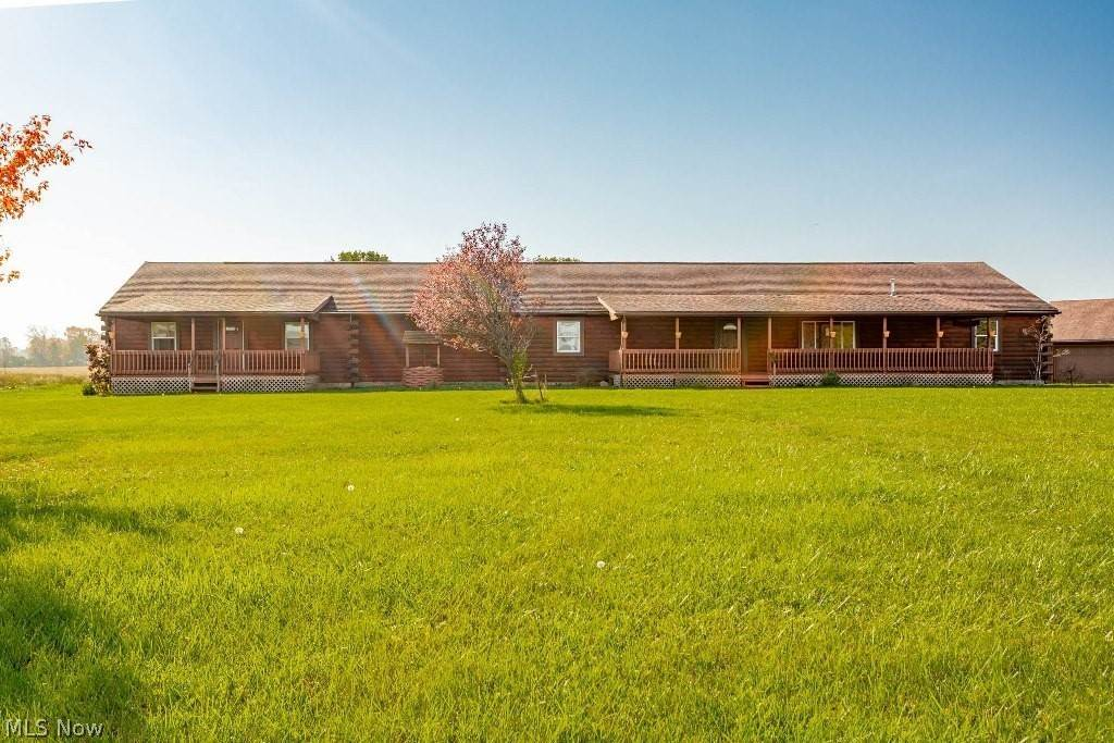 Residential for Sale at 52967 State Route 18 New London, Ohio 44851 United States