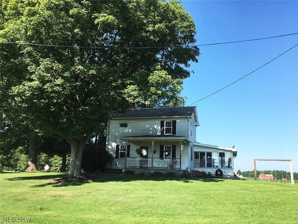 Residential for Sale at 16122 W South Range Road Beloit, Ohio 44609 United States