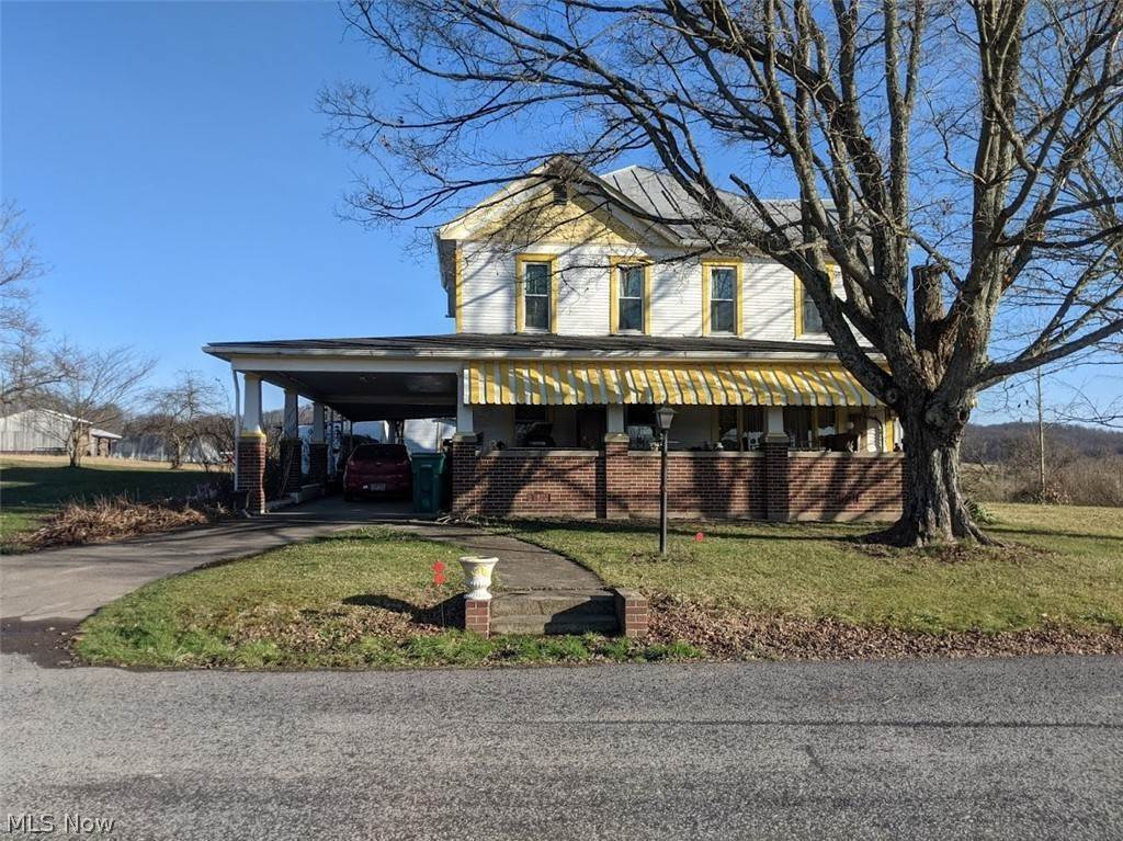 Residential for Sale at 3365 Ross Run Road Alma, West Virginia 26320 United States