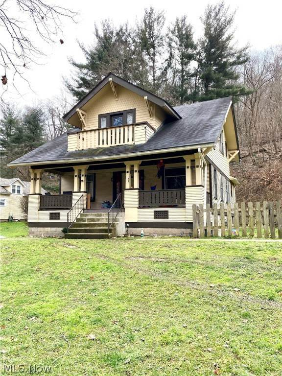 Residential for Sale at 454 State Route 151 Mingo Junction, Ohio 43938 United States