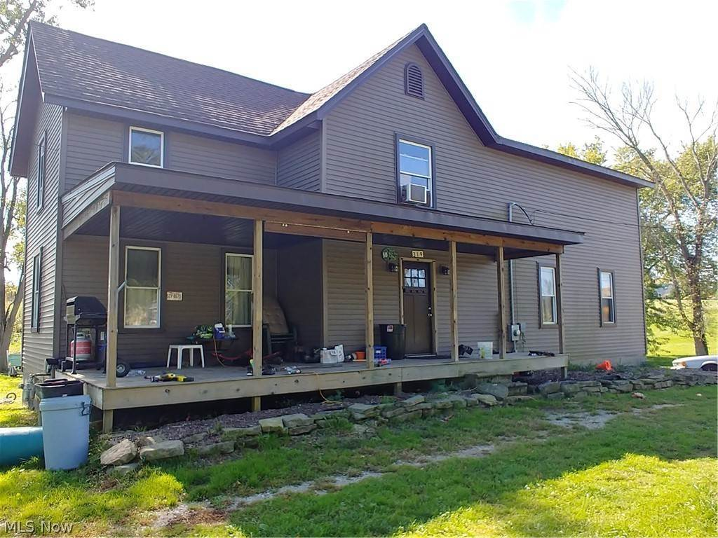 Residential for Sale at 319 State Route 88 Bristolville, Ohio 44402 United States