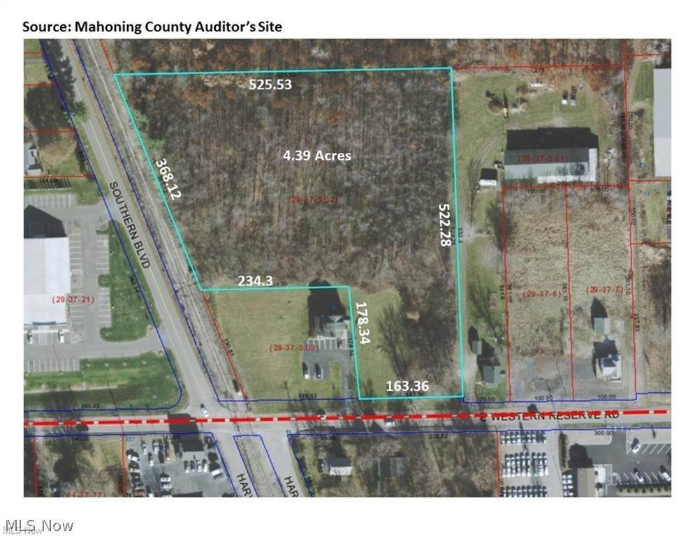 Land for Sale at Southern Boulevard Boardman, Ohio 44512 United States