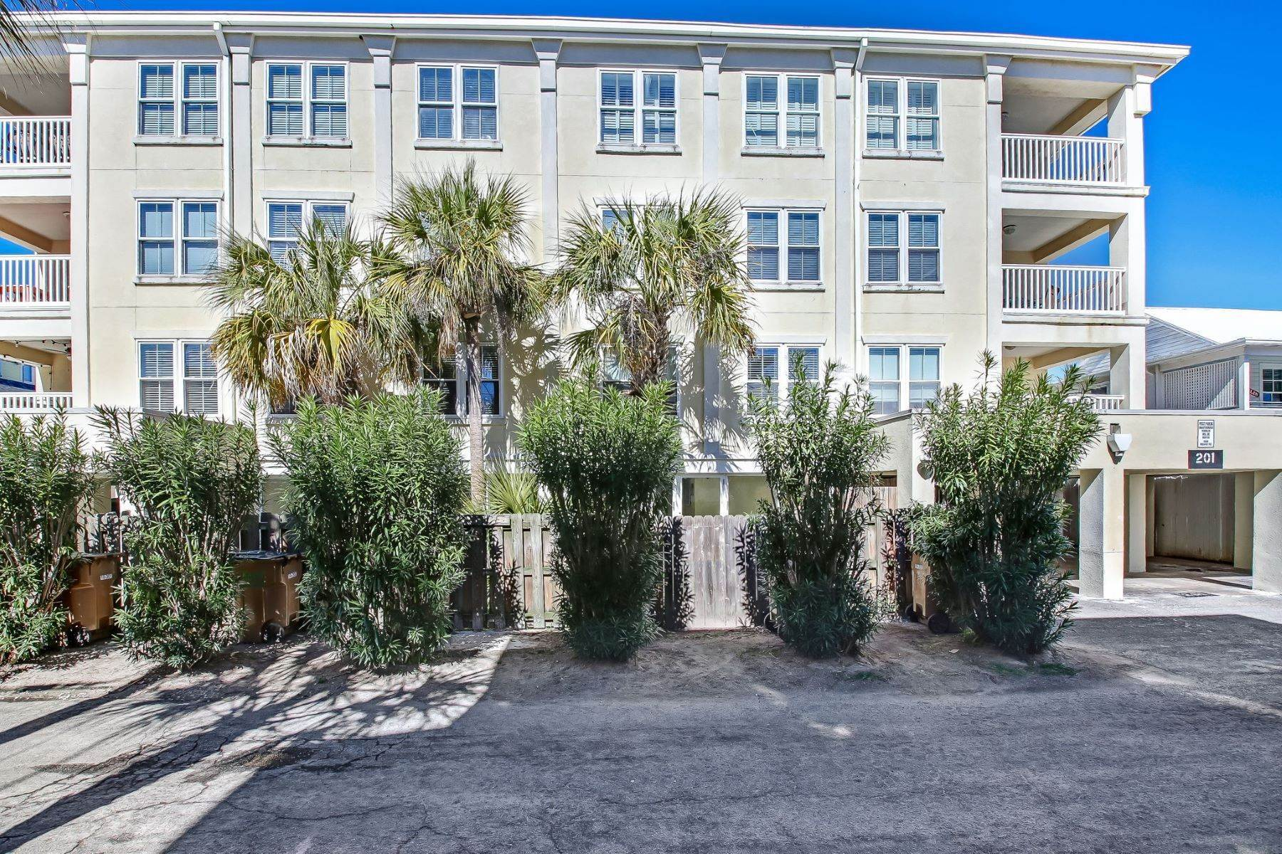 Condominiums for Sale at Enjoy The Beauty of Tybee In This Fully Furnished Condo 10 TS Chu Terrace Unit #301 Tybee Island, Georgia 31328 United States