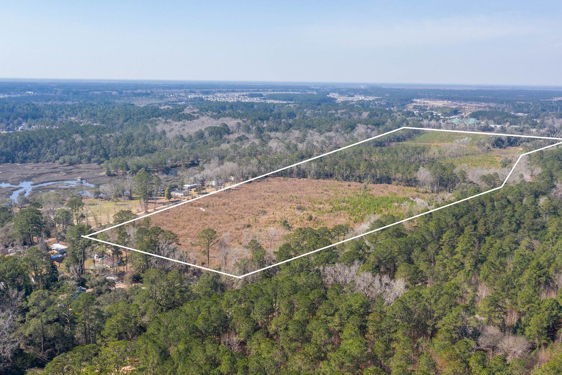 3. Land for Sale at 2 Cherry Point Rd Okatie, South Carolina 29909 United States