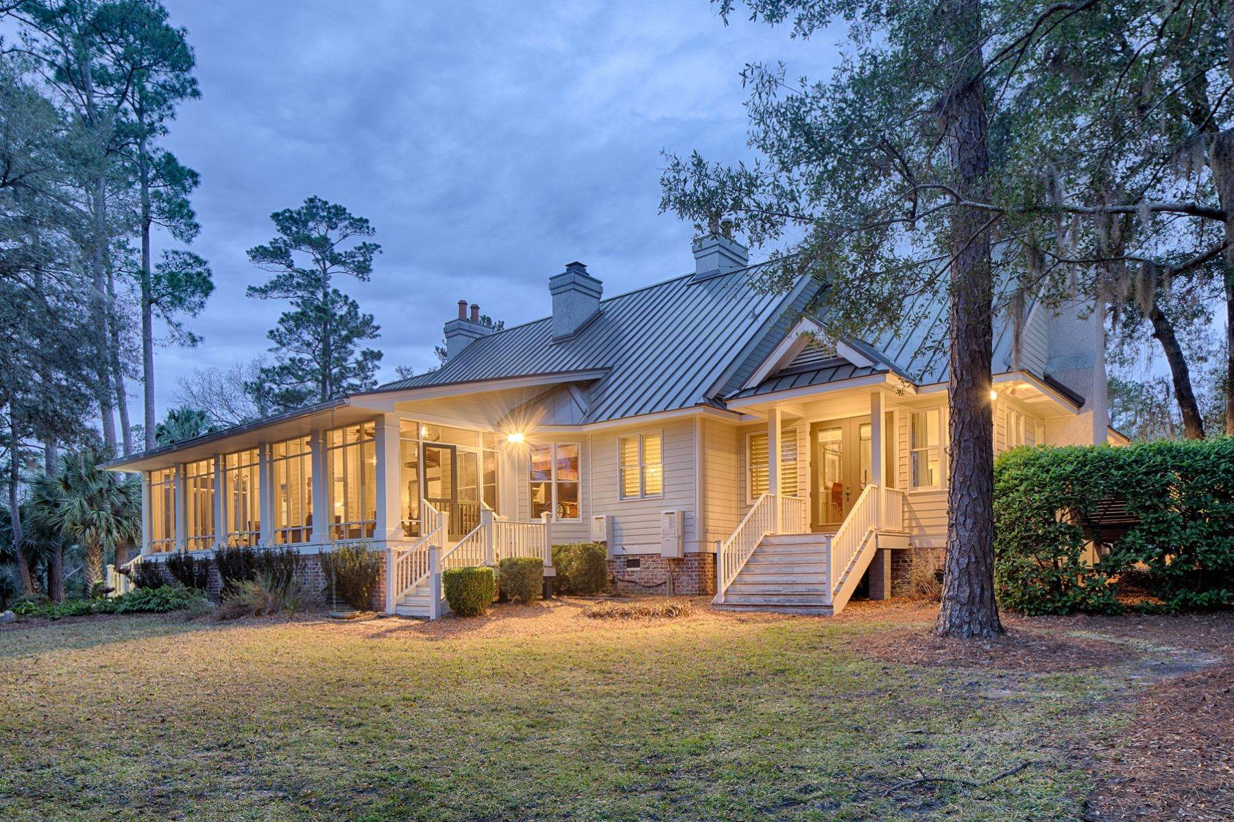 43. Single Family Homes for Sale at 7 Acres in Gascoigne Bluff 155 Gascoigne Bluff Road Bluffton, South Carolina 29910 United States