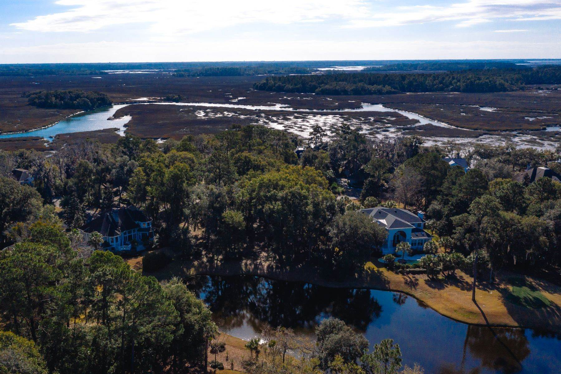 9. Land for Sale at Lagoon View 15 Hampton Lane Bluffton, South Carolina 29910 United States
