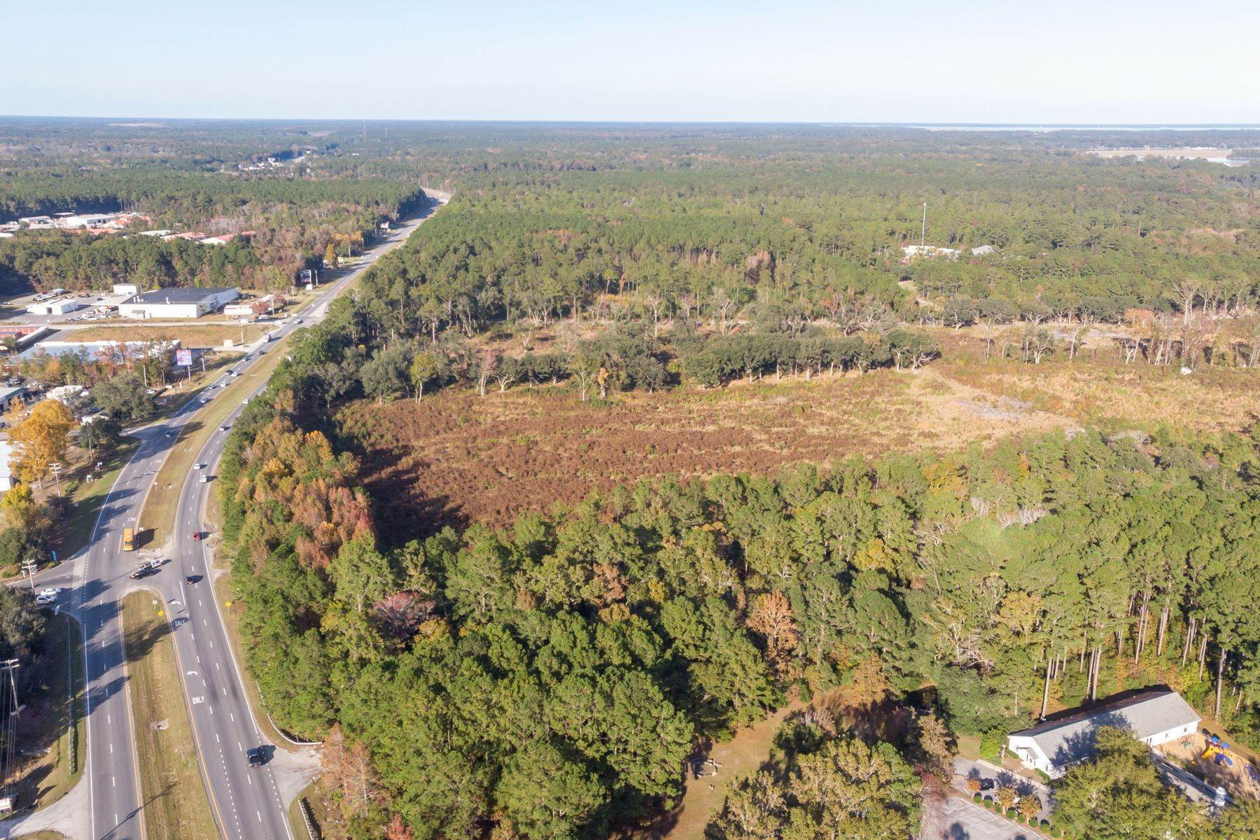 8. Land for Sale at 1691 Okatie Highway Okatie, South Carolina 29909 United States