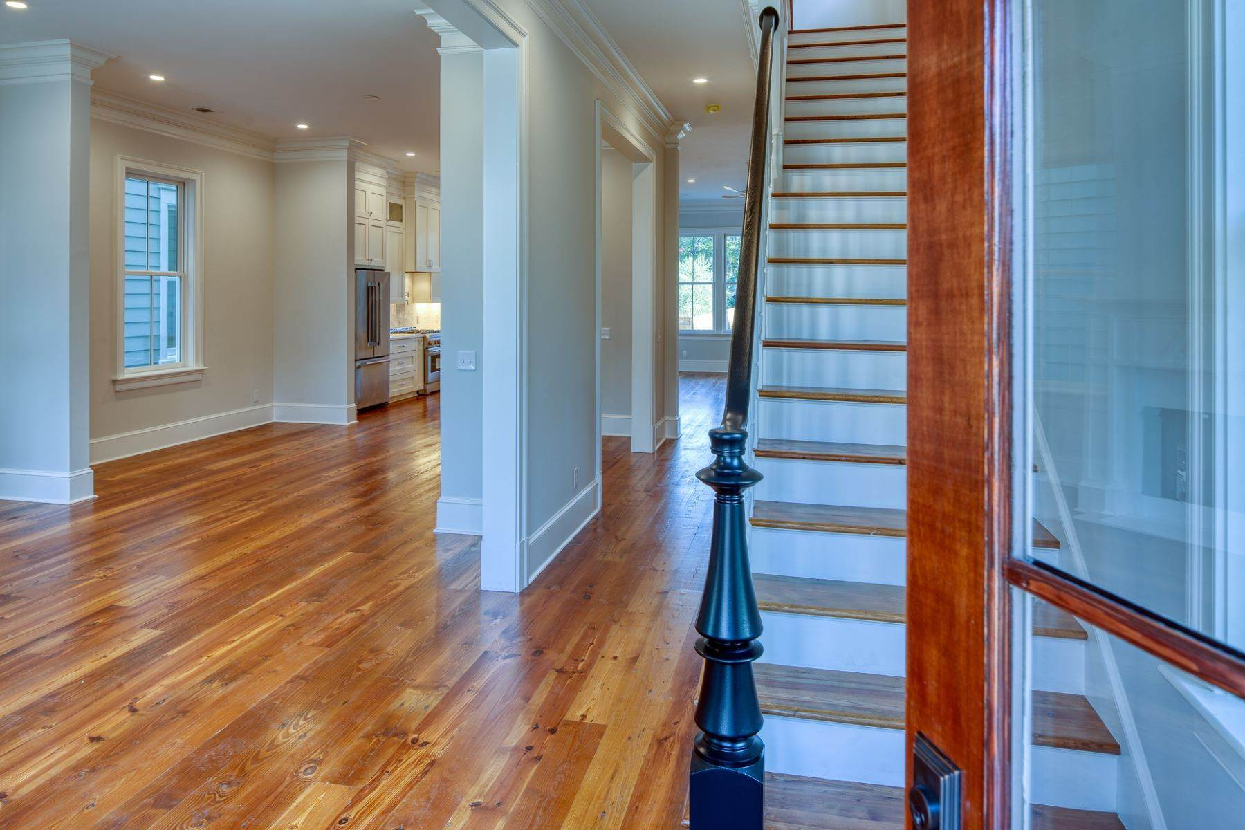 5. Single Family Homes for Sale at Incredible New Construction Home Located In The Starland District 118 E 36th Street Savannah, Georgia 31401 United States
