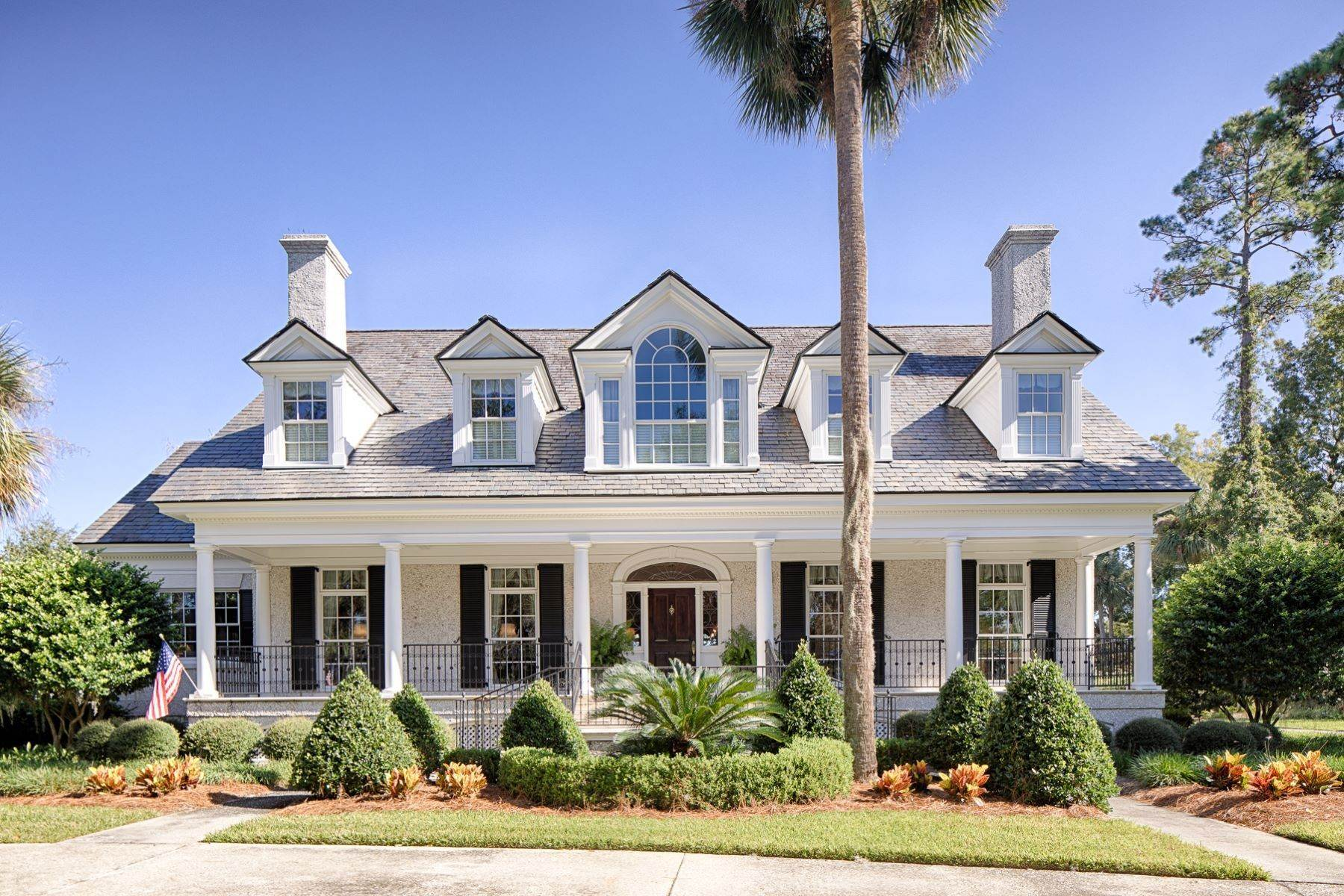 3. Single Family Homes for Sale at 108 Modena Island Drive Skidaway Island, Georgia 31411 United States