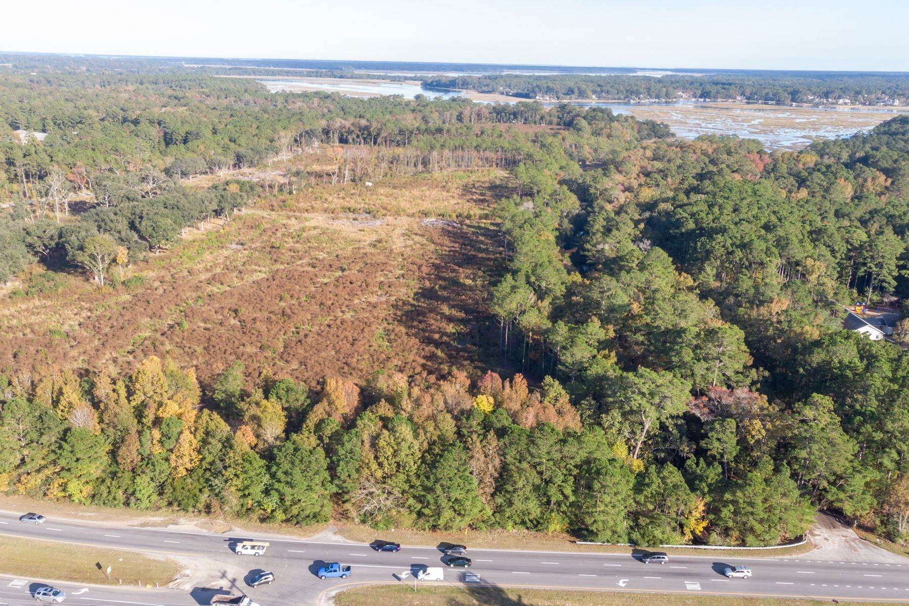 5. Land for Sale at 1691 Okatie Highway Okatie, South Carolina 29909 United States